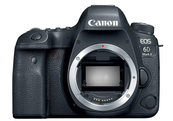 Canon EOS 6D Mark II best camera for real esate photography