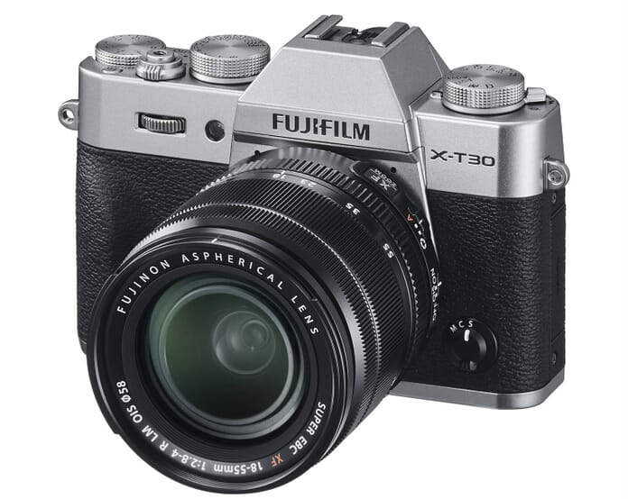 Fujifilm X-T30 best camera for real esate photography