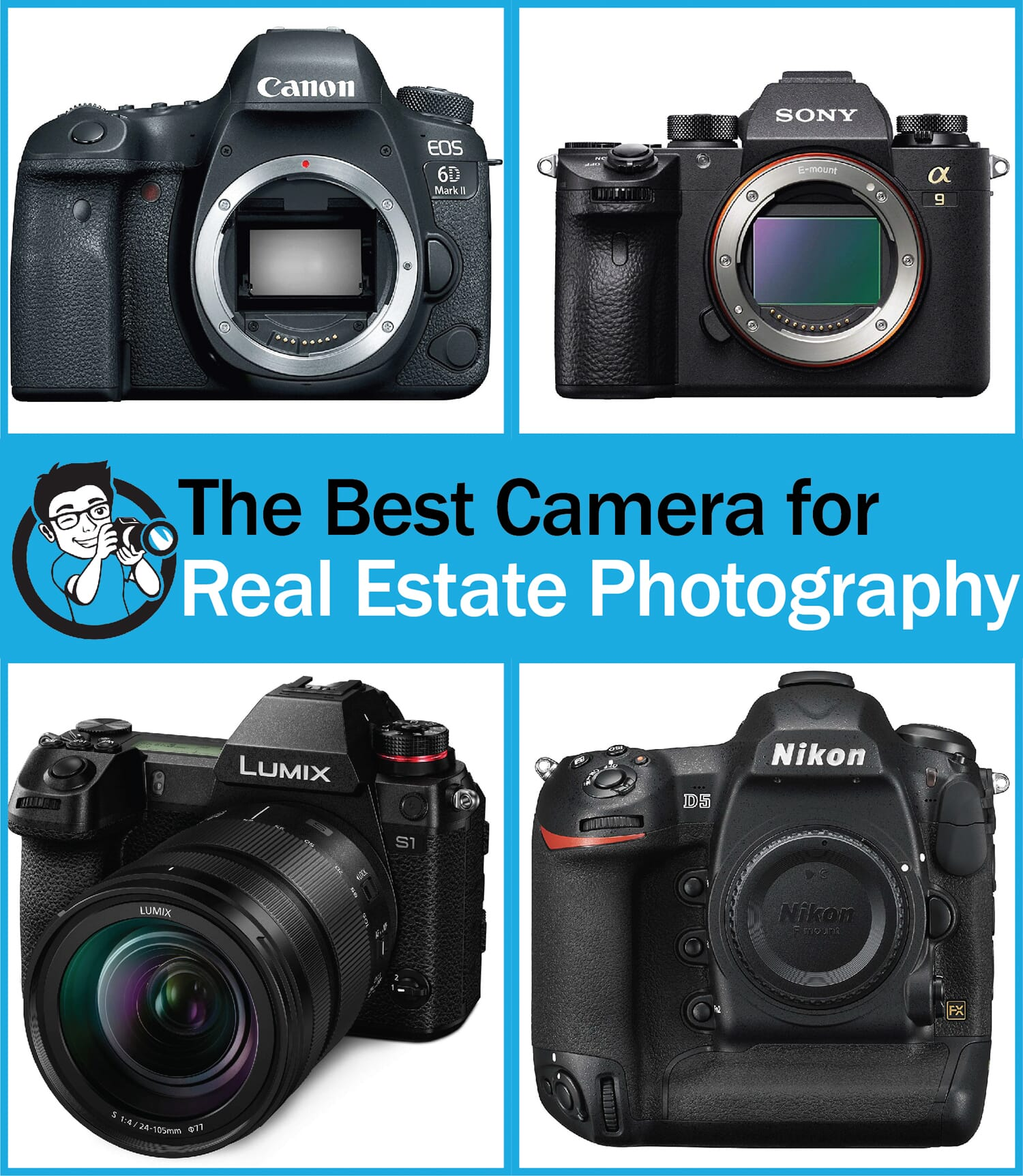 The Best Camera for Real Estate Photography | PhotoWorkout