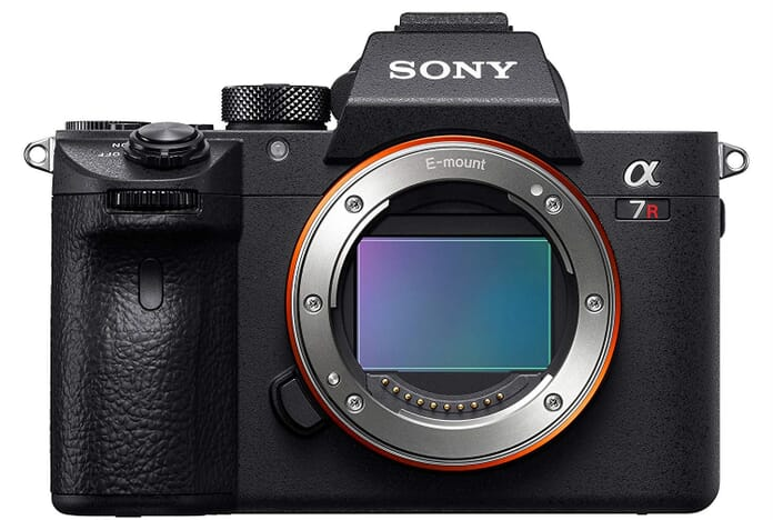 Sony Alpha a7R III best camera for real esate photography