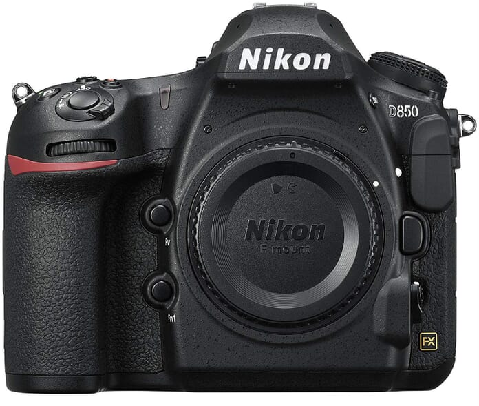Nikon D850 best camera for real esate photography