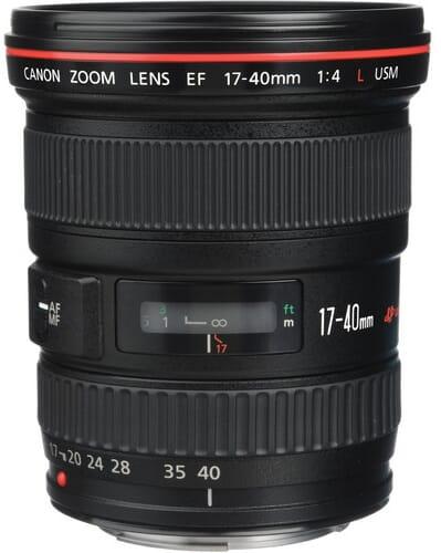 canon 17-40mm