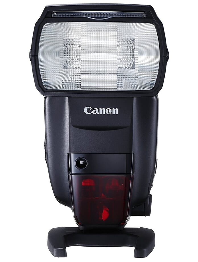 canon flash gun