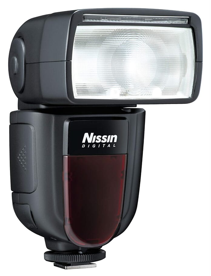 nissin flash gun