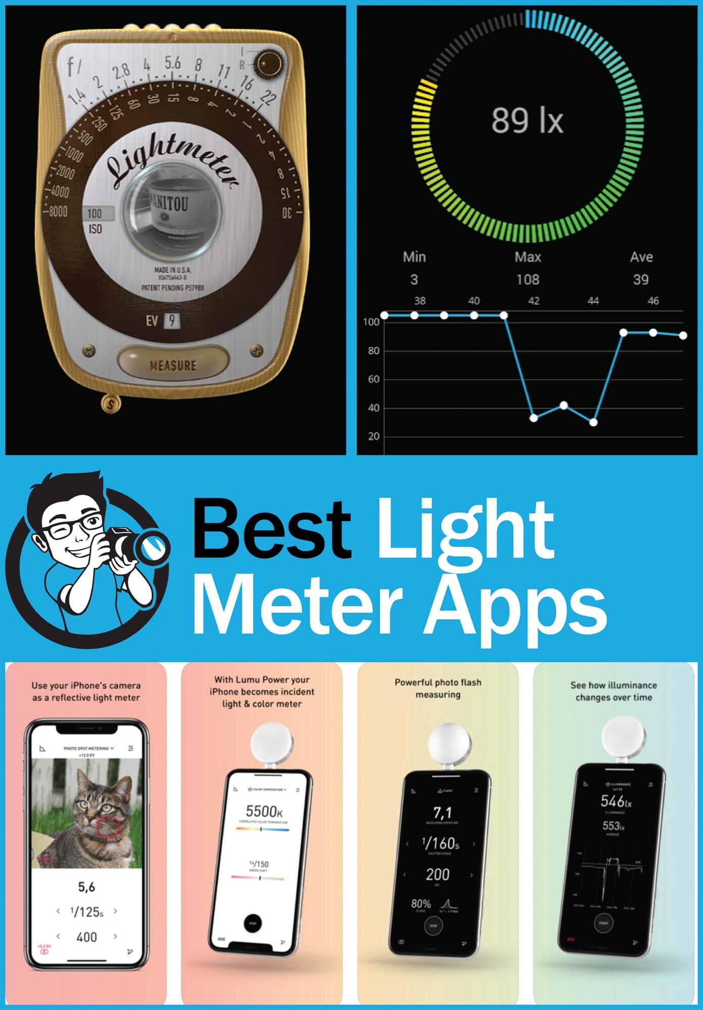 best light meter apps
