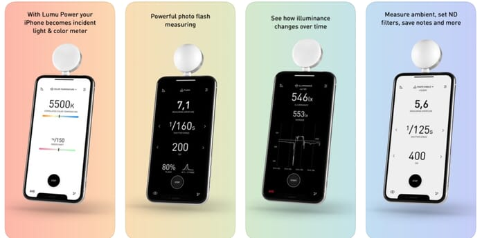 lumu light meter