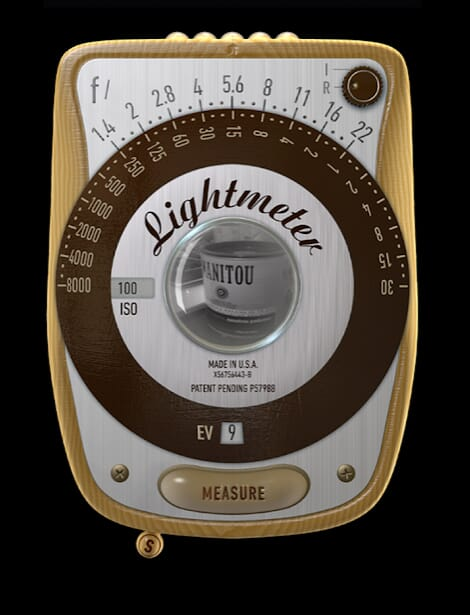 light meter by david quiles for android