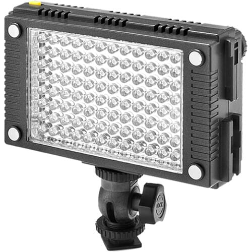 DOFTec Z-96K best on camera light