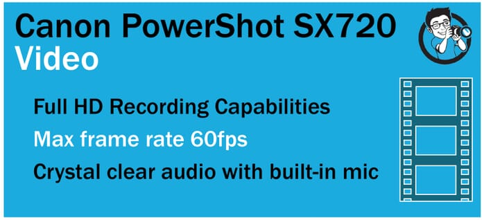 SX720 Video