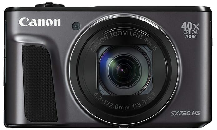 SX720 best point and shoot camera under 300