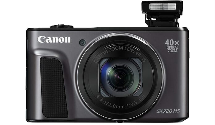 SX720 Flashbest point and shoot camera under 300