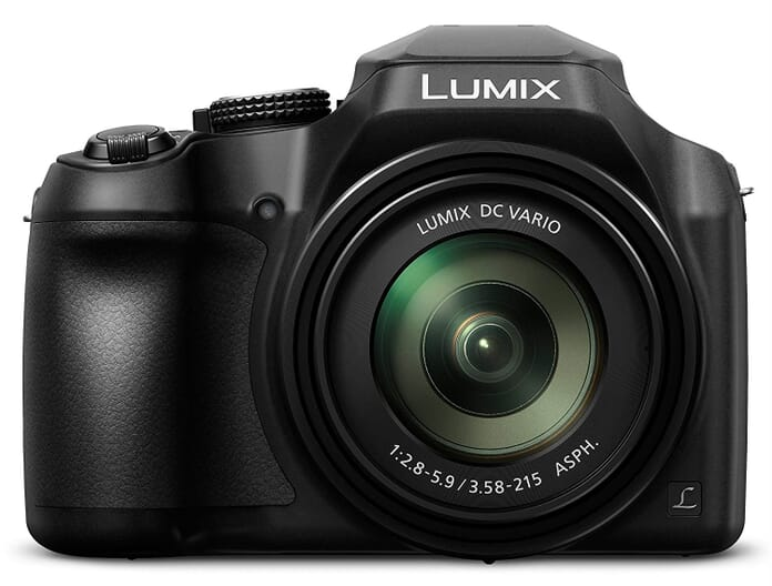 FZ80 best point and shoot camera under 300