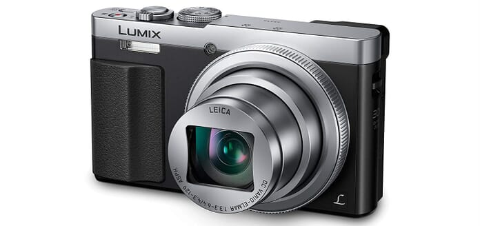 ZS50 best point and shoot camera under 300
