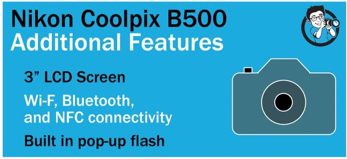 B500 Extras