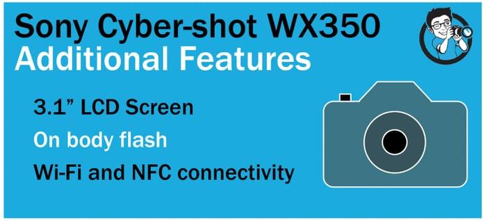 WX350 Extras