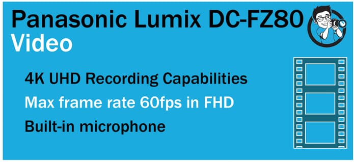 DC FZ80 Video