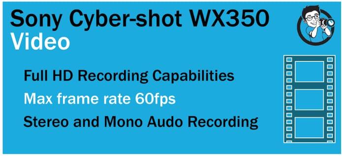 WX350 Video