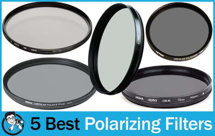5 best poarizing filters