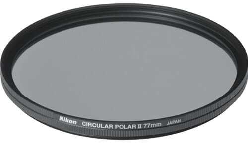 Nikon Circular Polarizer II Best Polarizing Filter
