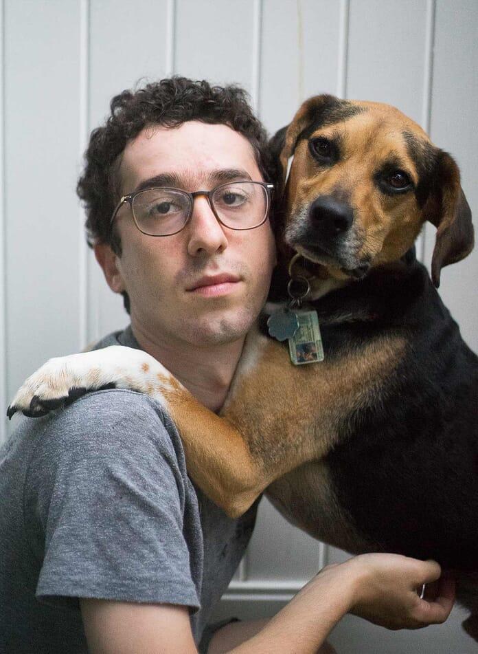 Dog Human portrait