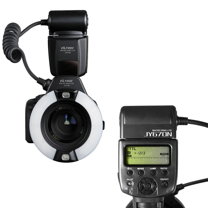 Viltrox Ring Light for Macro Photography