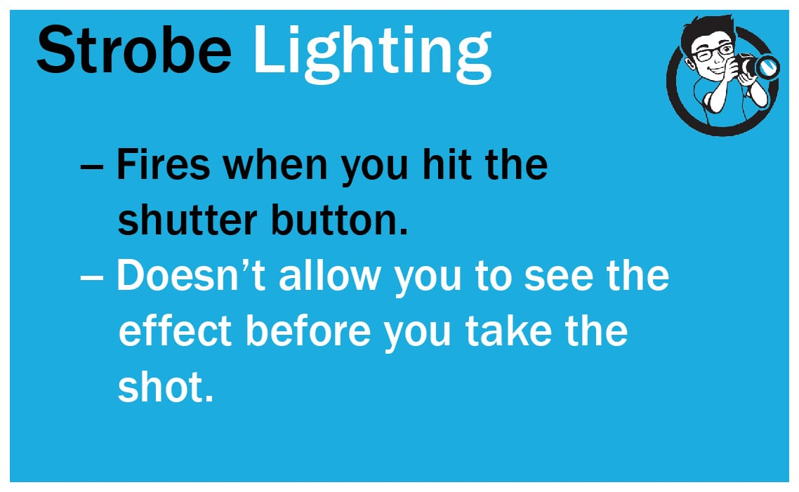 Strobe Lighting Ring Lights