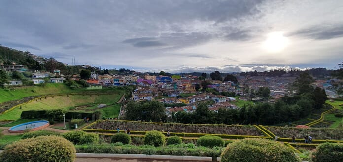 HDR mode S10+