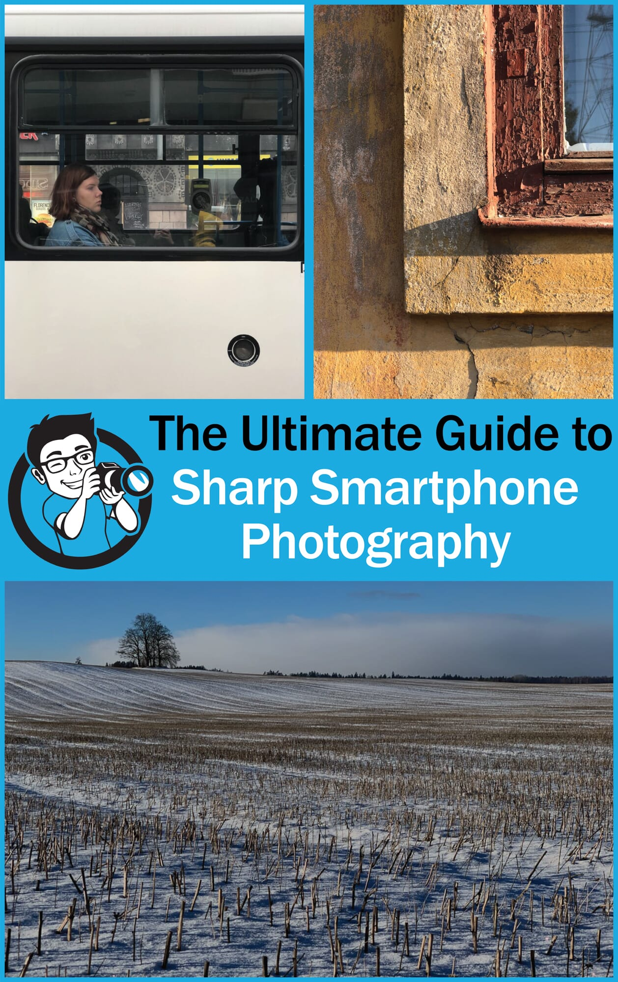 sharp smartphone photography