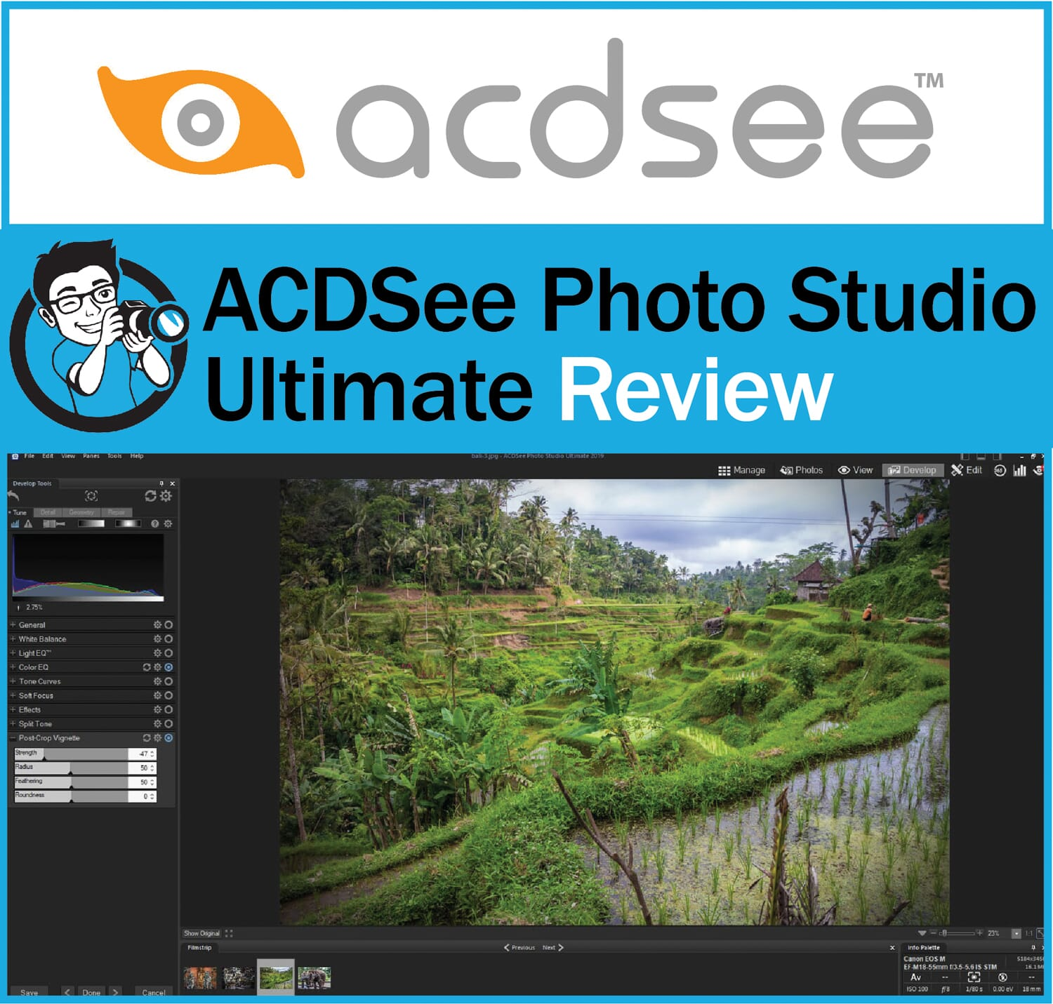ACDSee Photo Studio Ultimate Review