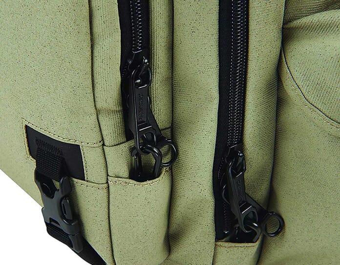 Pacsafe zip clip security