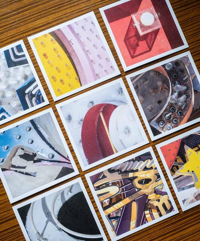 Parabo square prints