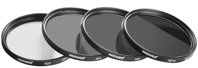 neewer nd filter kit
