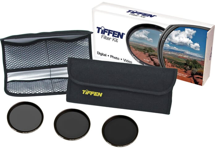 Tiffen ND Filter Kit