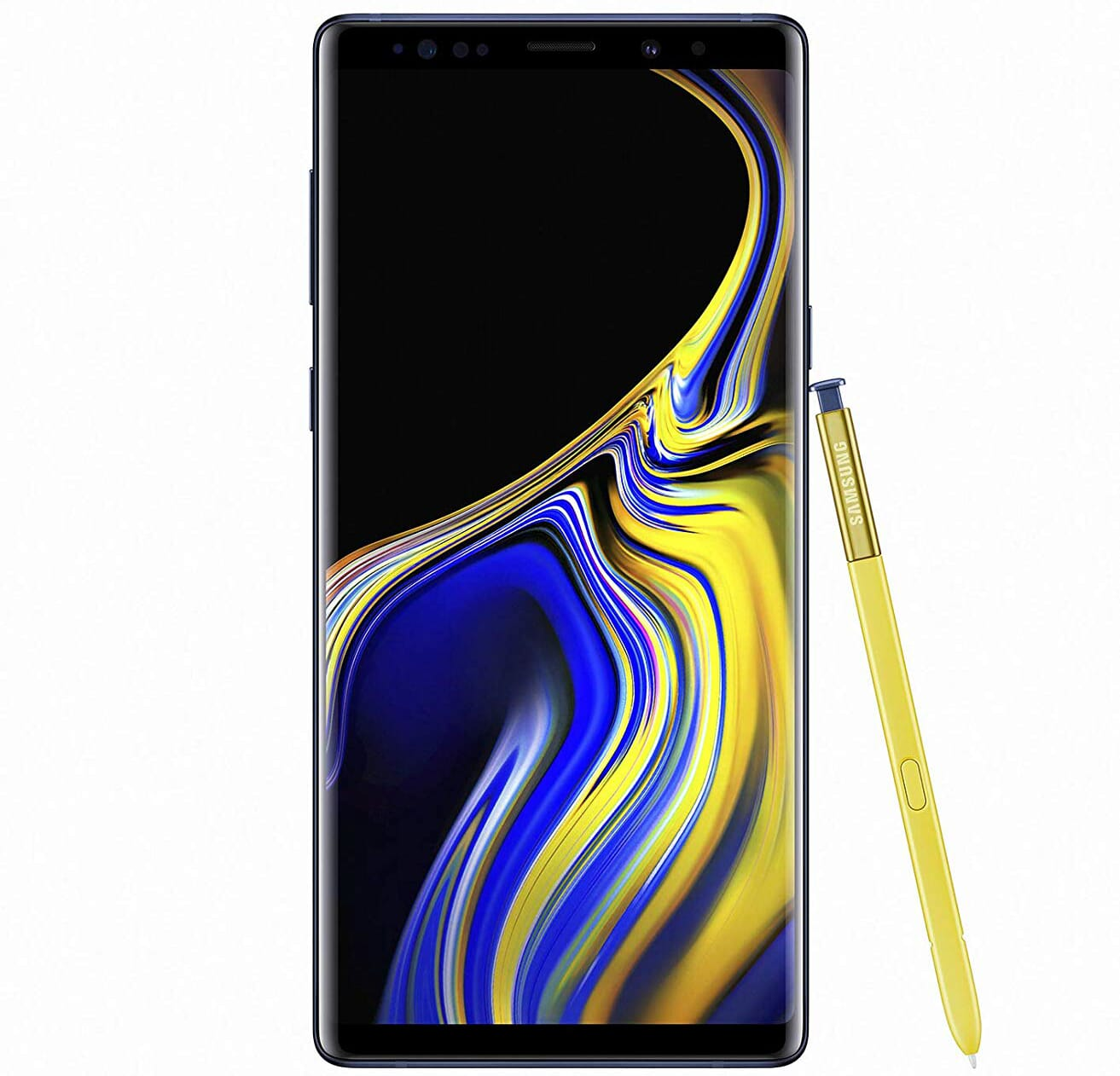 Samsung Galaxy Note 9 best smartphone camera