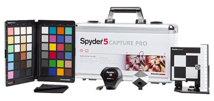 Spyder 5 Capture Pro Best Monitor Calibrators