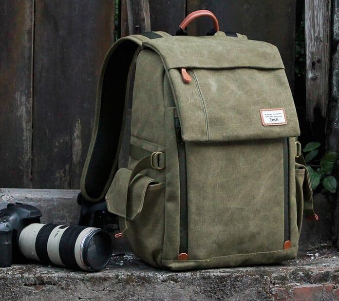 Zecti backpack design