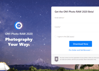 Photo RAW 2020 by ON1