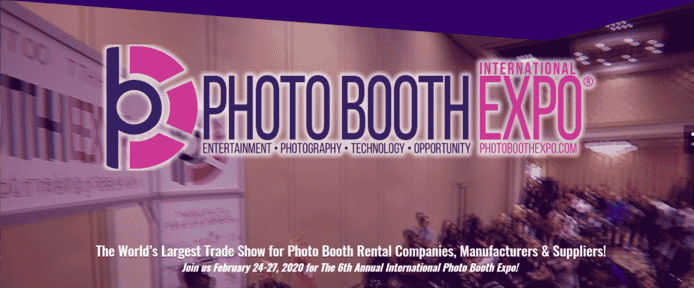 photobooth expo photography event 2020