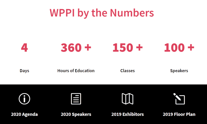 WPPI Photography Event 2020