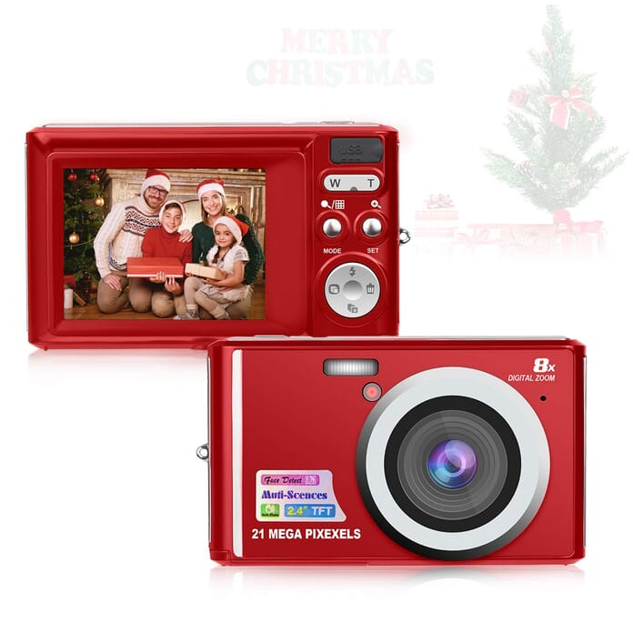 Kids camera best point and shoot under $100