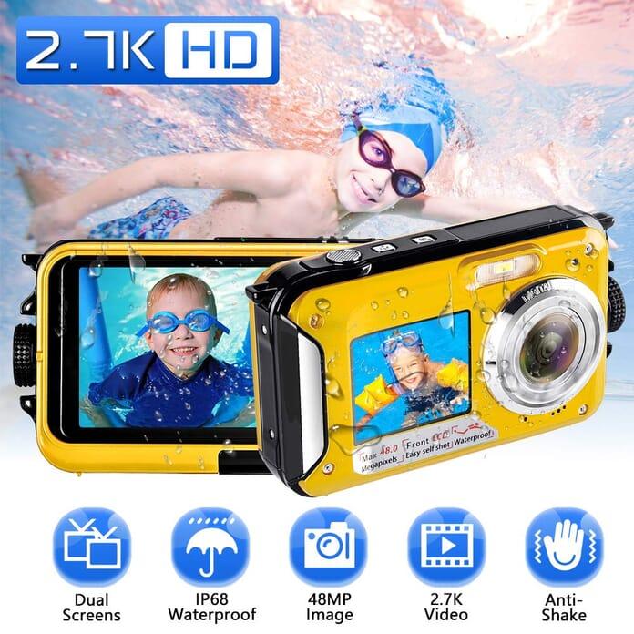 Underwater Kansing Camera