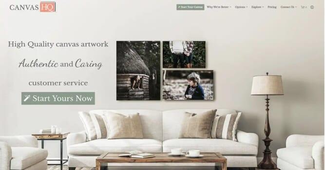 Canvas HQ Premium Canvas Prints