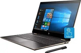 HP Spectre x360 Laptop - 15