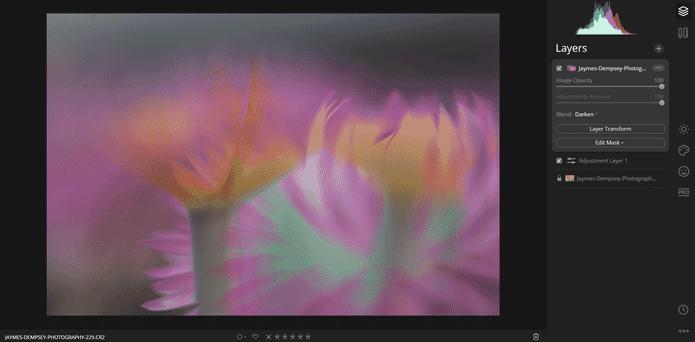 layer blending