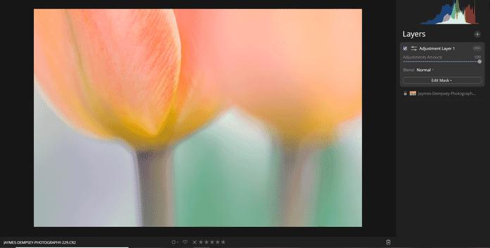 adding contrast