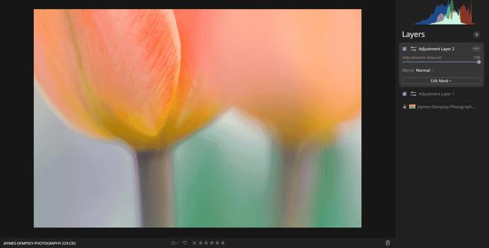 blending layers