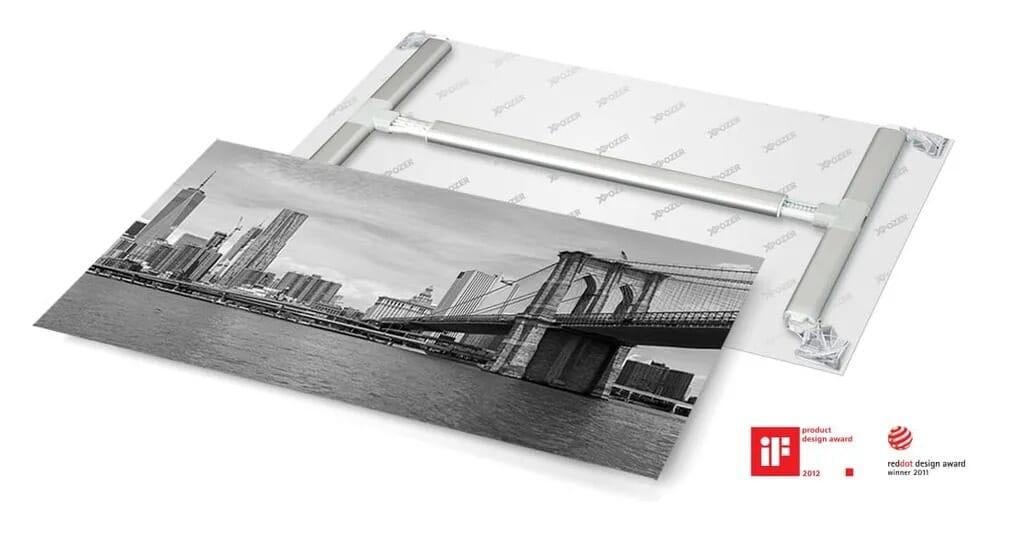 Xpozer Print + Frame