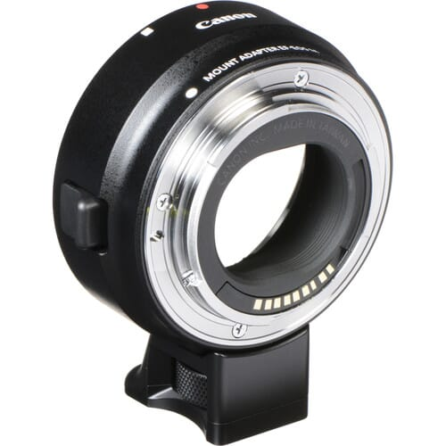 Canon EF-M Lens Adapter