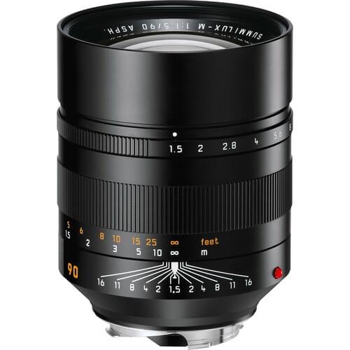 Leica Summilux-M 90mm f/1.5 ASPH. Lens