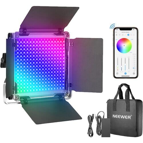 Neewer 660 RGB LED